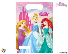 6 Disney Princess Party Bags
